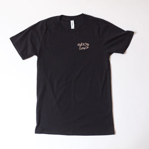 Hand-Embroidered Shop Tee