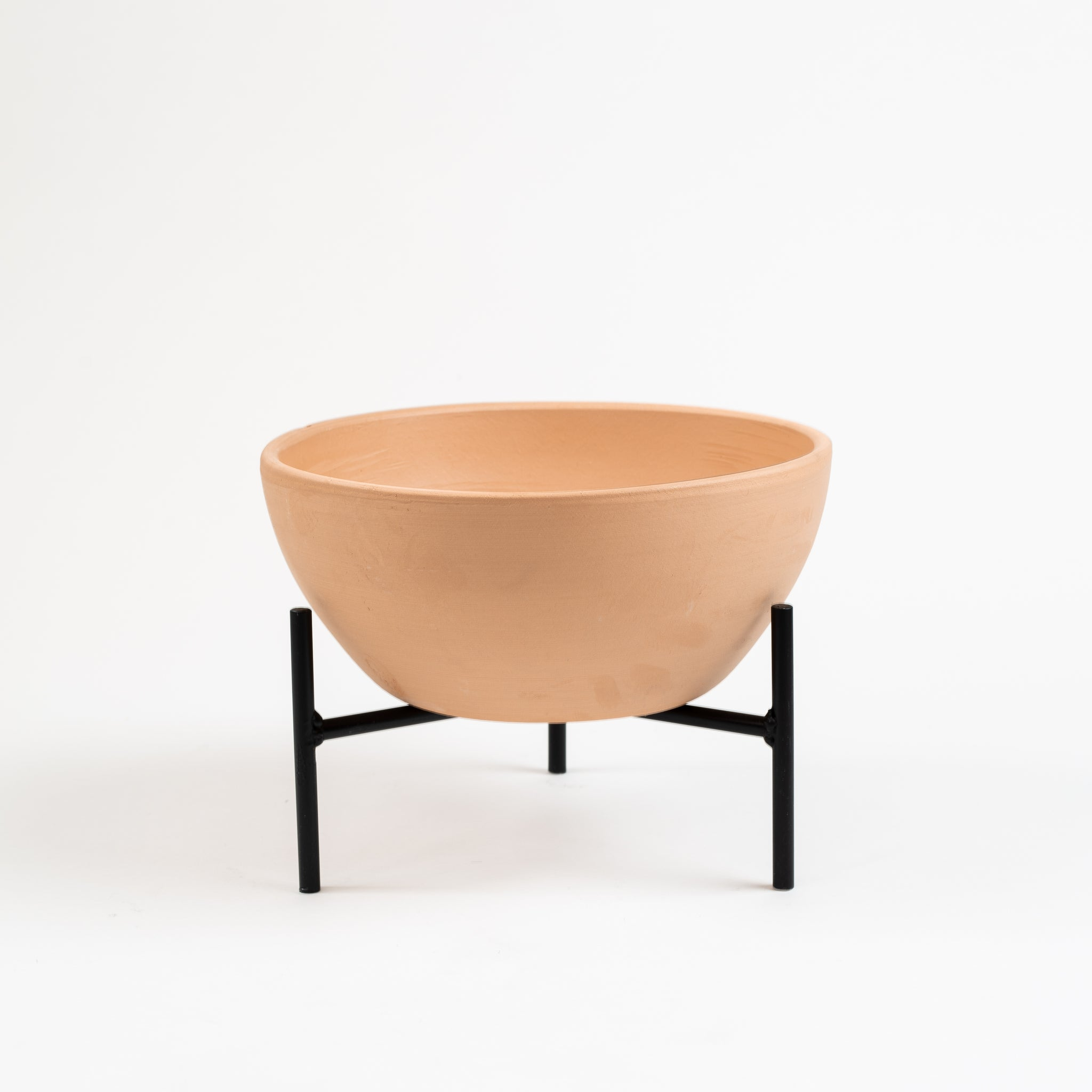 Terracotta Short Bowl Planter