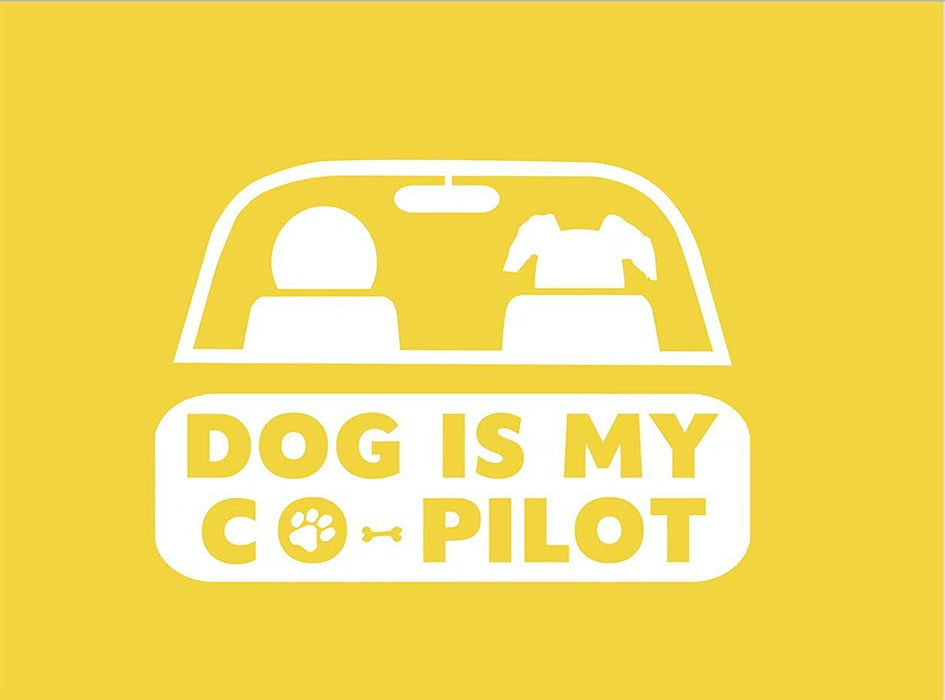 Co-Pilot Unisex T-Shirt for Dog Lovers - Dogz & Dudez
