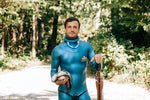 Elios Sub Yamamoto 45 performance wetsuit is a high quality, custom designed wetsuit for the toughest freediving and spearfishing demands. Made with the highest quality Yamamoto 45 neoprene, this wetsuit is warm and comfortable.