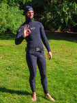 Oceaner REC45 freediving wetsuit is one of the highest quality, custom made freediving wetsuits available on the market. Made with the finest Yamamoto 45 neoprene, and fully custom fitted to each individual, this freediving wetsuit is the only one you will need.