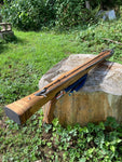 The Sphyrna Mokarran speargun is a fully hand-made wooden speargun with an inverted roller design for maximum power output and minimum recoil.