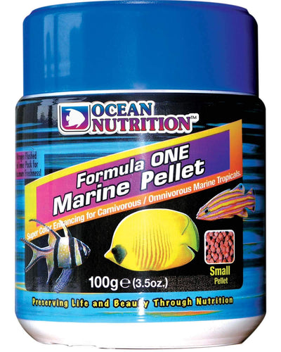 Formula One Marine Pellets - freakincorals.com