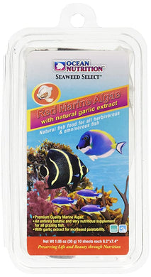OCEAN NUTRITION Red Marine Algae (8g) - freakincorals.com