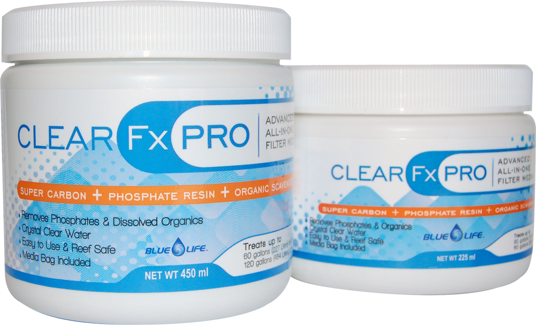 Clear Fx Pro - freakincorals.com