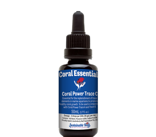 Coral Power Trace C (50 ml) - freakincorals.com