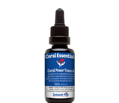 Coral Power Trace A (50ml) - freakincorals.com