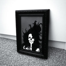 Load image into Gallery viewer, Windswept - A5 Skeleton Art Print