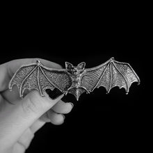 Load image into Gallery viewer, Darkling Bat Hair Slide