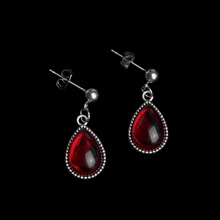 Load image into Gallery viewer, Vampiress Earrings