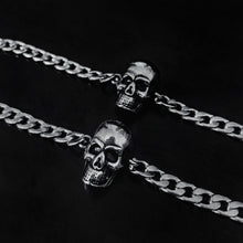 Load image into Gallery viewer, Skull Bracelet