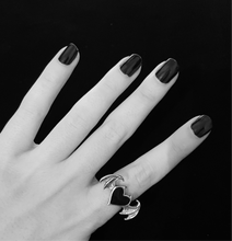 Load image into Gallery viewer, Blacksoul Ring