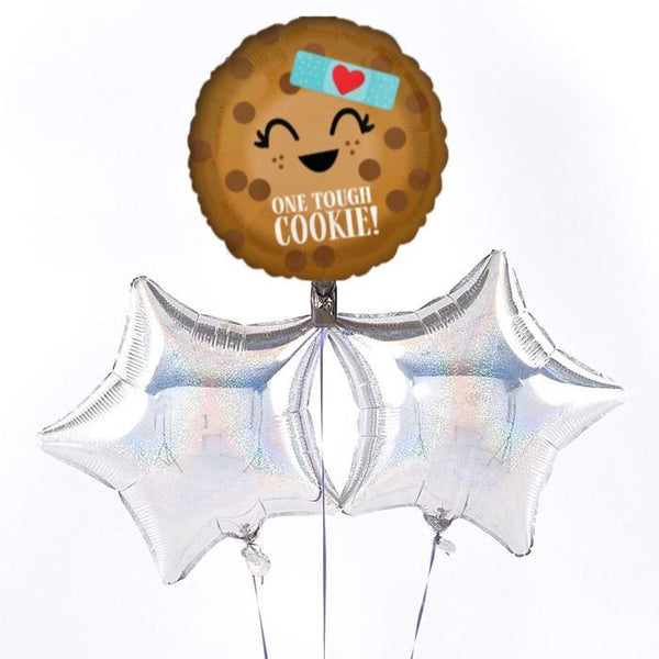 One Tough Cookie Balloon Bouquet