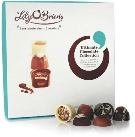Lily's Ultimate Chocolate Collection, 14 Chocolates - 160g