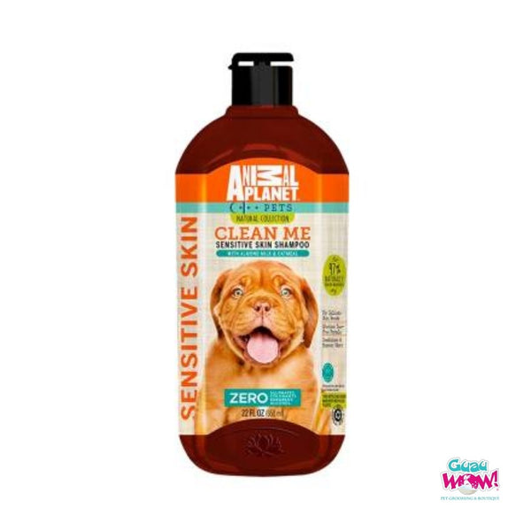 Shampoo Natural Sensitive Skin Animal Planet 650 ml