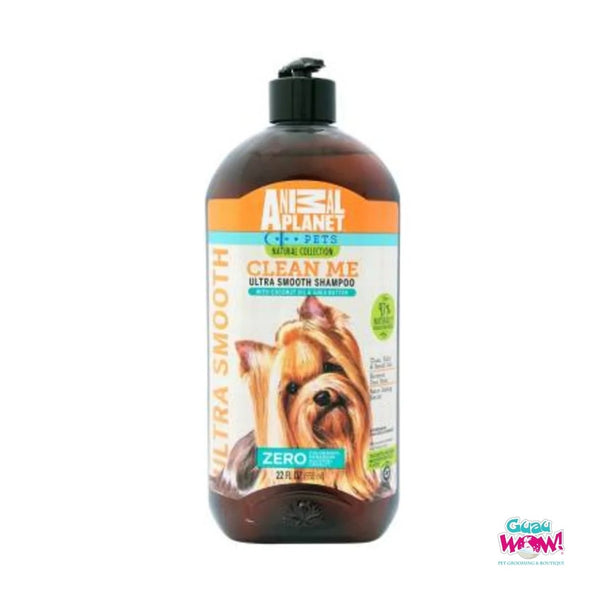 Shampoo Natural Ultra Smooth Animal Planet 650 ml