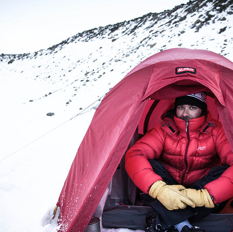 Winterise your summer camping setup