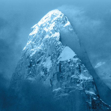'The Shining Mountain' by Peter Boardman