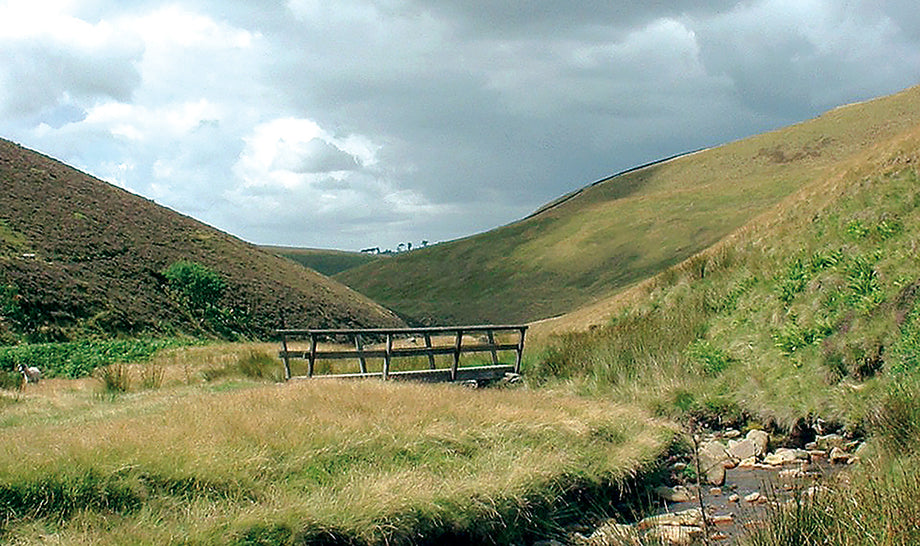 Hillwalking Routes in the Peak and South Pennines