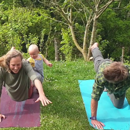 Yoga for Adventure Cyclists