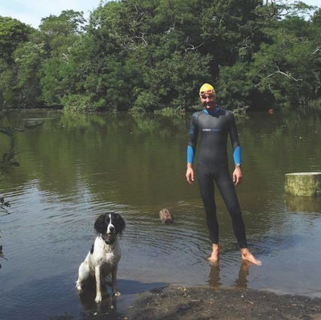 Outdoor Swimmer Terrapin Wetsuit Review