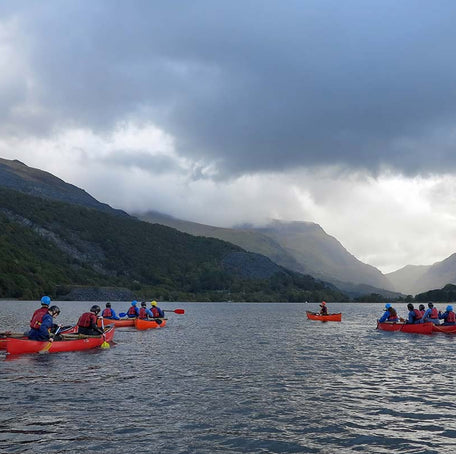 Apply now for 4 days of Adventure in Snowdonia
