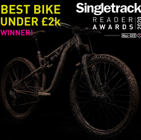 Sonder Evol Wins Best Bike Under £2K