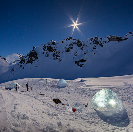 Alpine Igloo