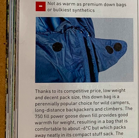 Trail Magazine Review Pipedream 400