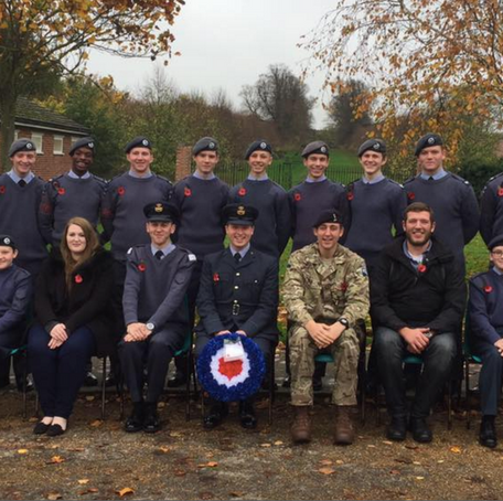Alpkit Foundation Supports 593 (Swanley) Squadron Air Cadets