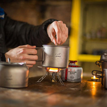 How to Choose the Best Type of Camping Stove Fuel