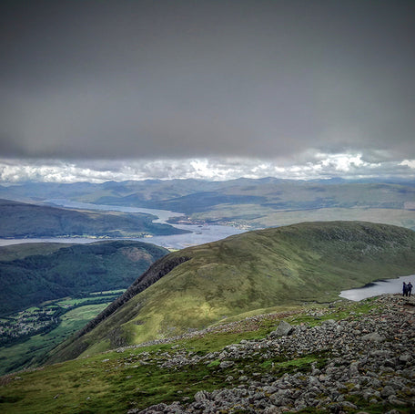 Taking on the Three Peaks Challenge