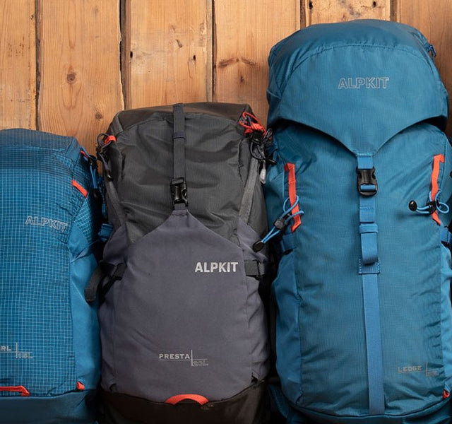 Backpacks and Duffle Bags