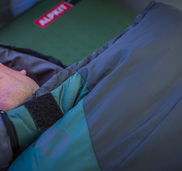 Mountain Ghost Synthetic Sleeping Bags