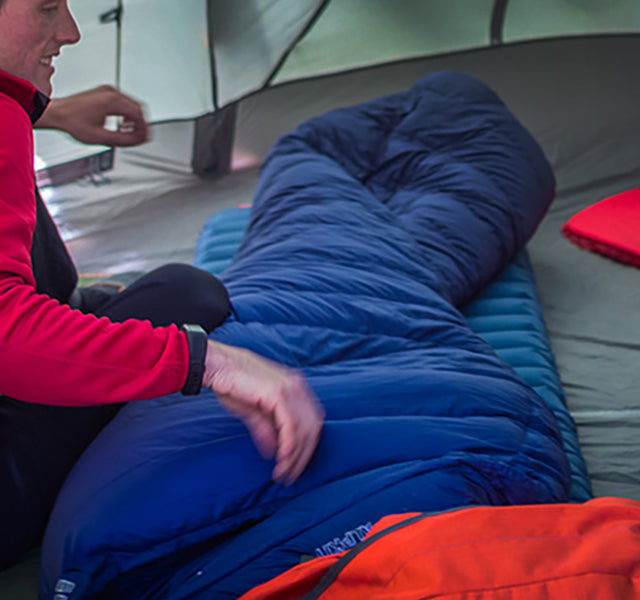 PipeDream Ultralight Goose Down Sleeping Bags