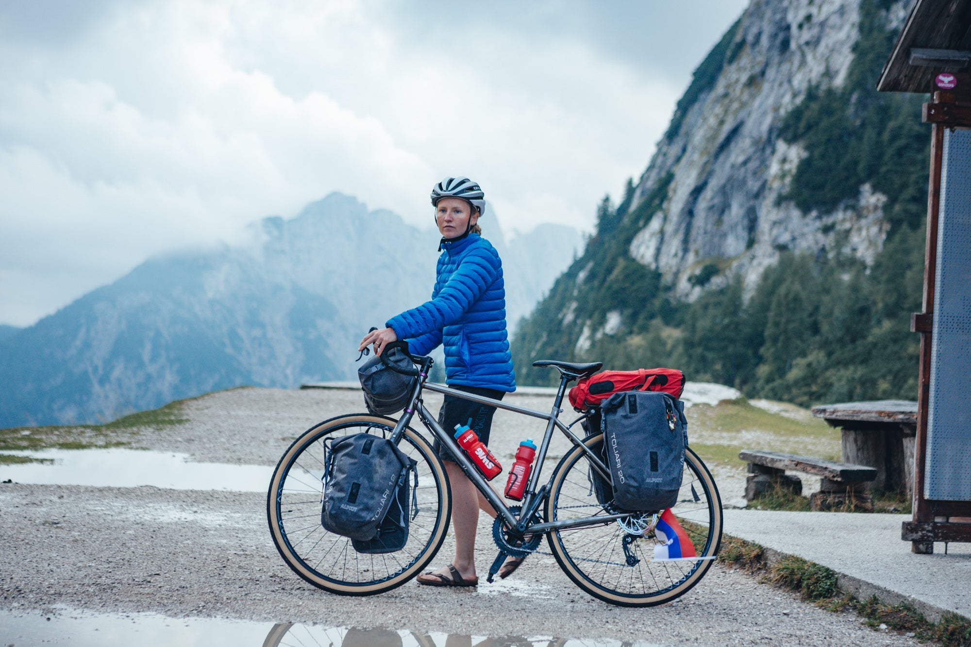 Cycle Touring Essential Bike Skills
