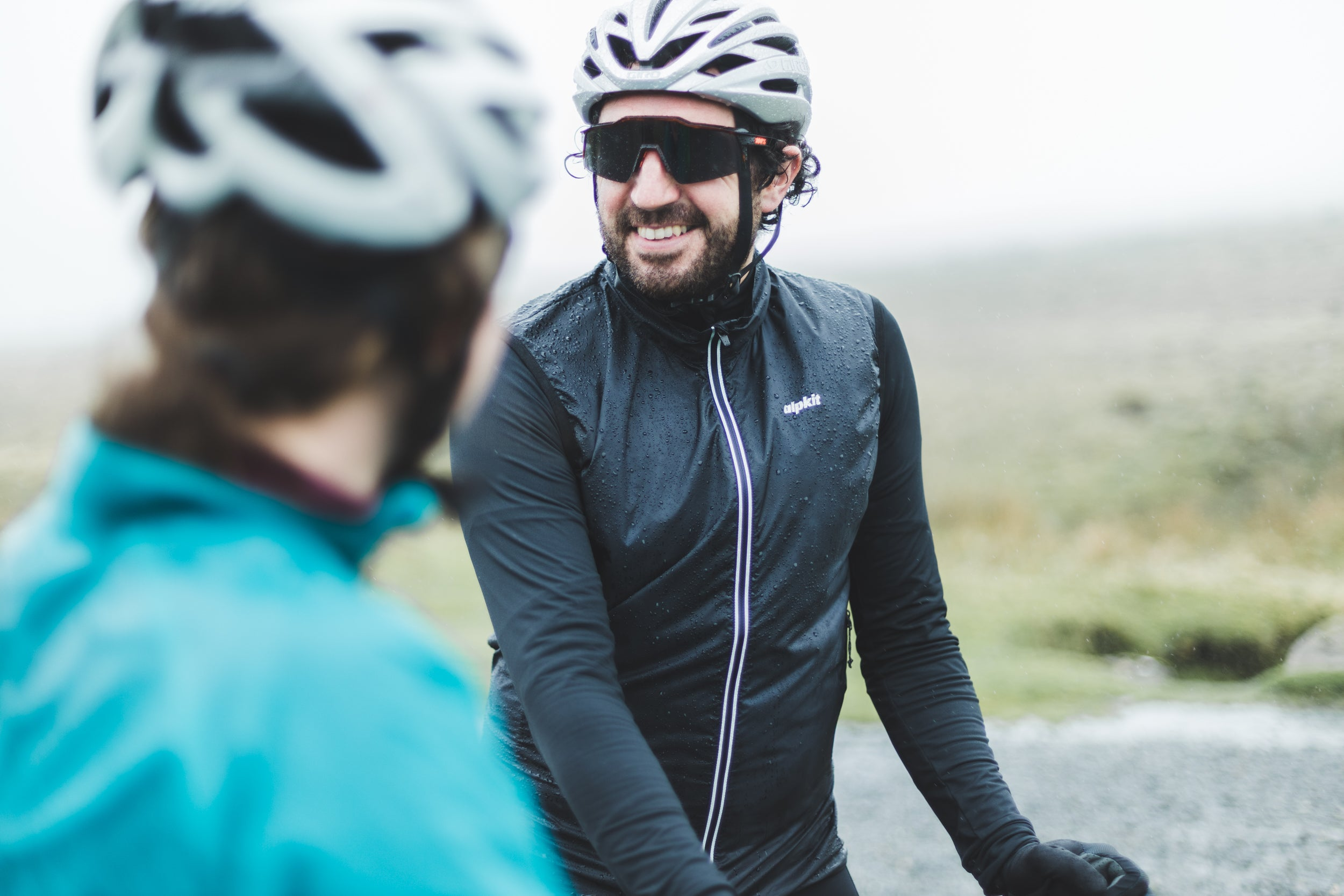 Road cycling in Devon in winter - How To Layer For Cycling
