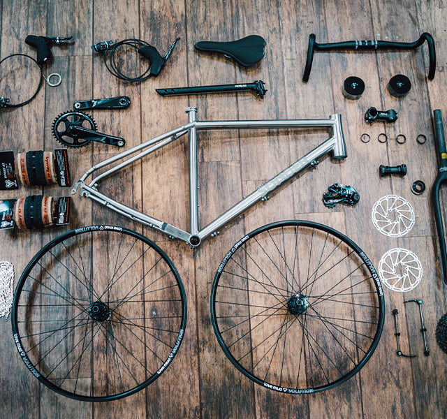 Bike Parts and Components