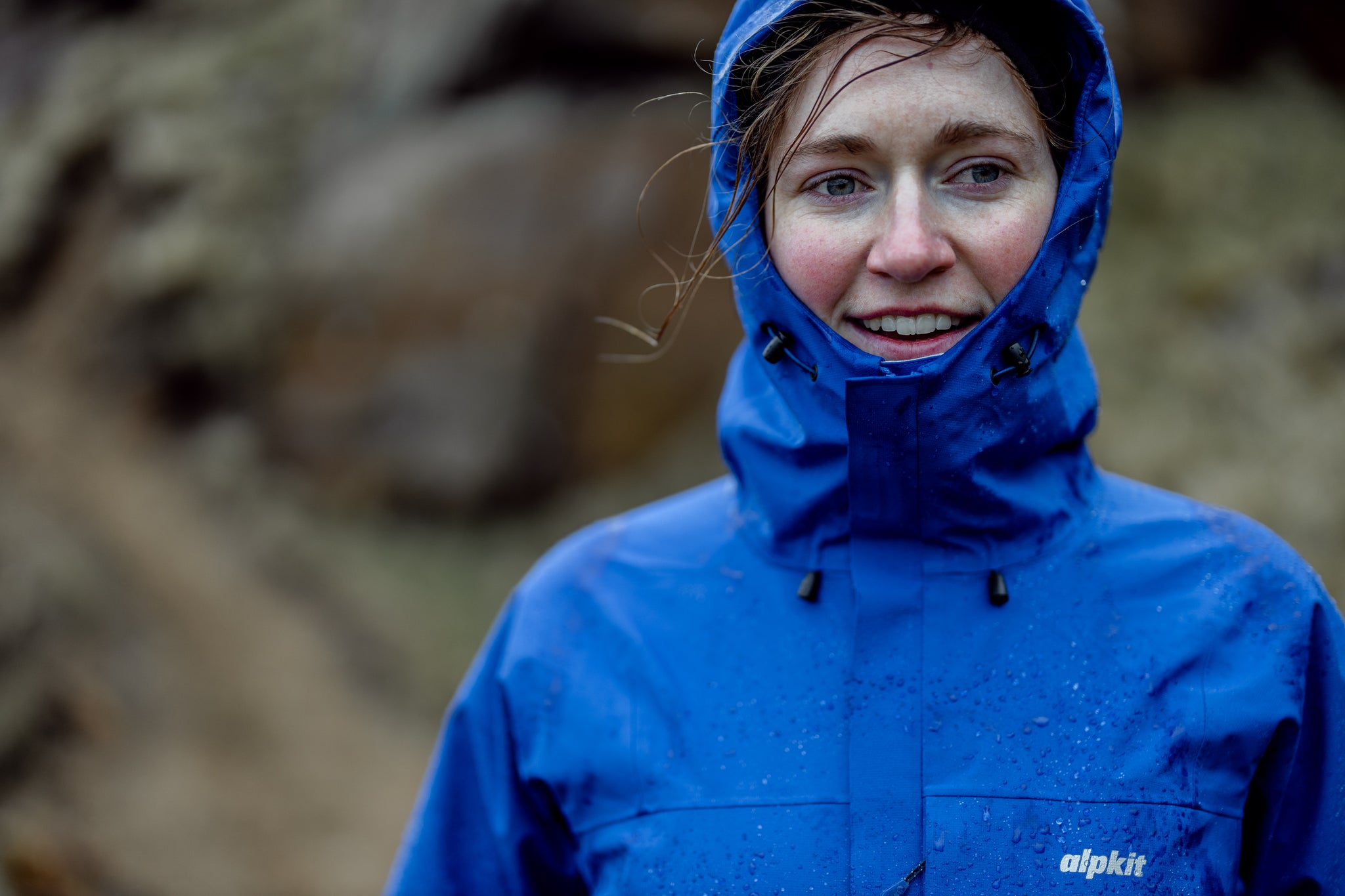 Fortitude Waterproof Jacket with PFC-Free DWR