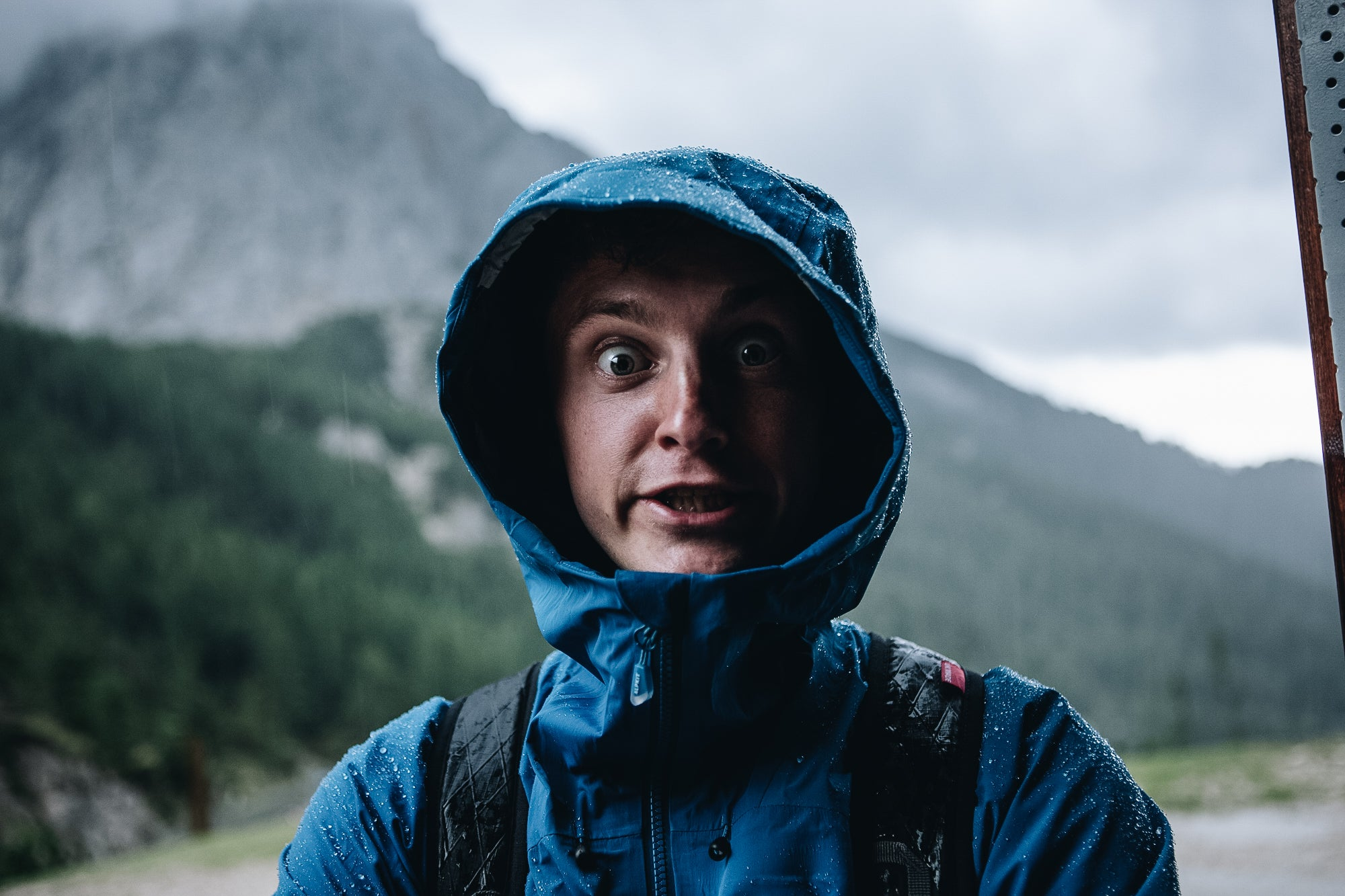 Confused by waterproof jacket technology!