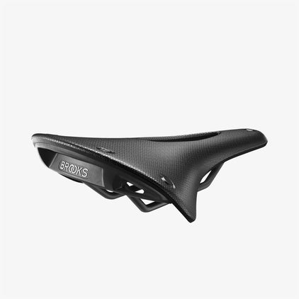 Brooks Cambium C17 Saddle [OEM] / All Weather Carved / Black