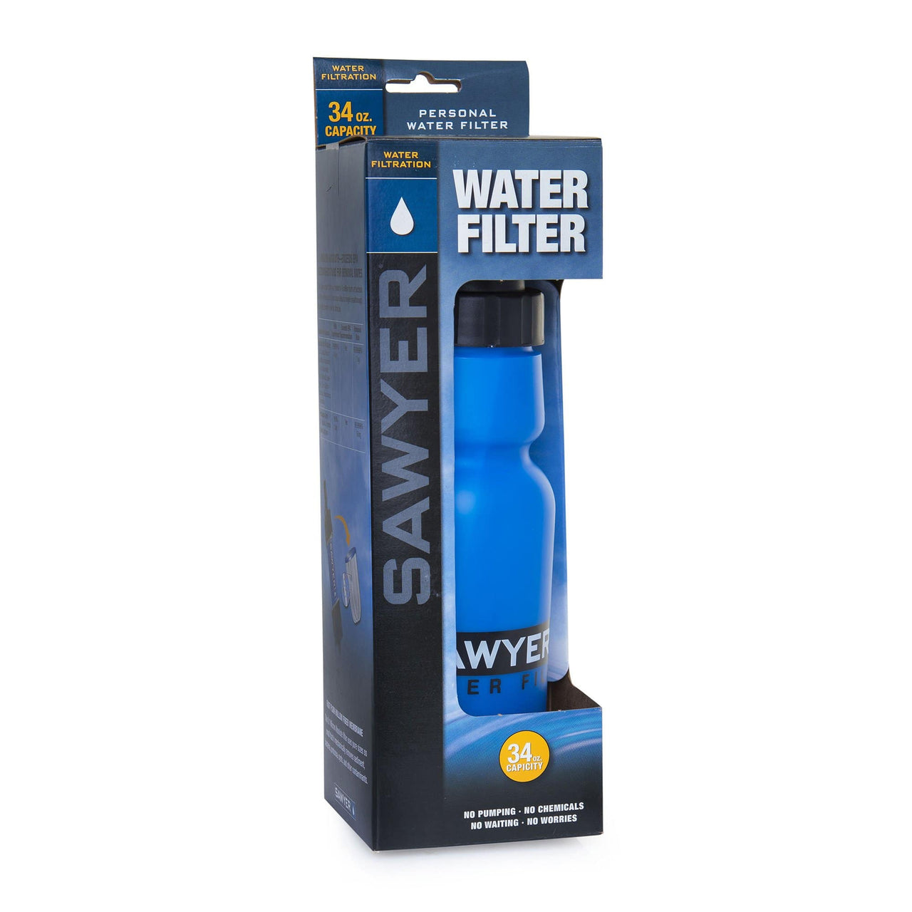 Sawyer Water Filter Bottle