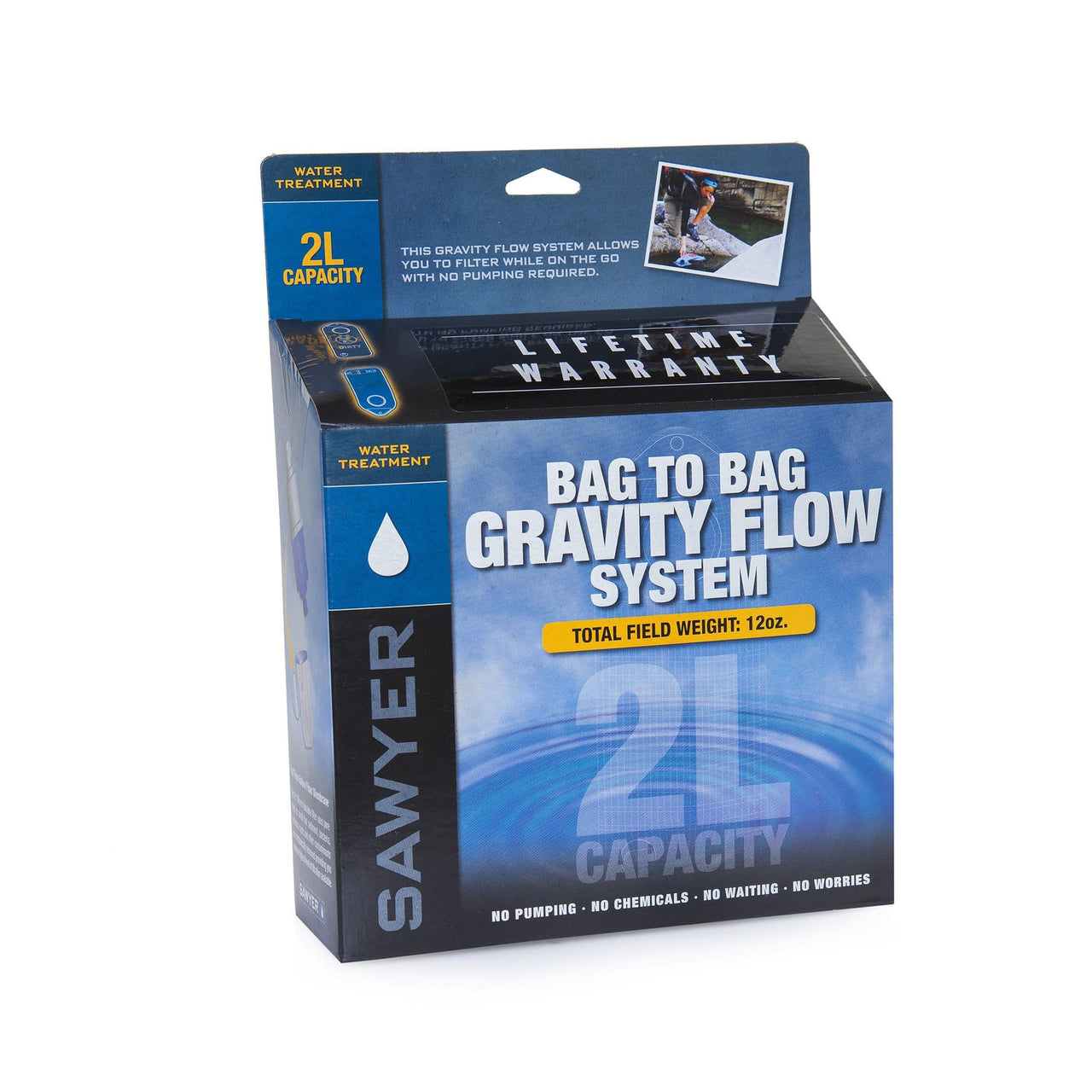 Sawyer Two Litre Water Filtration System