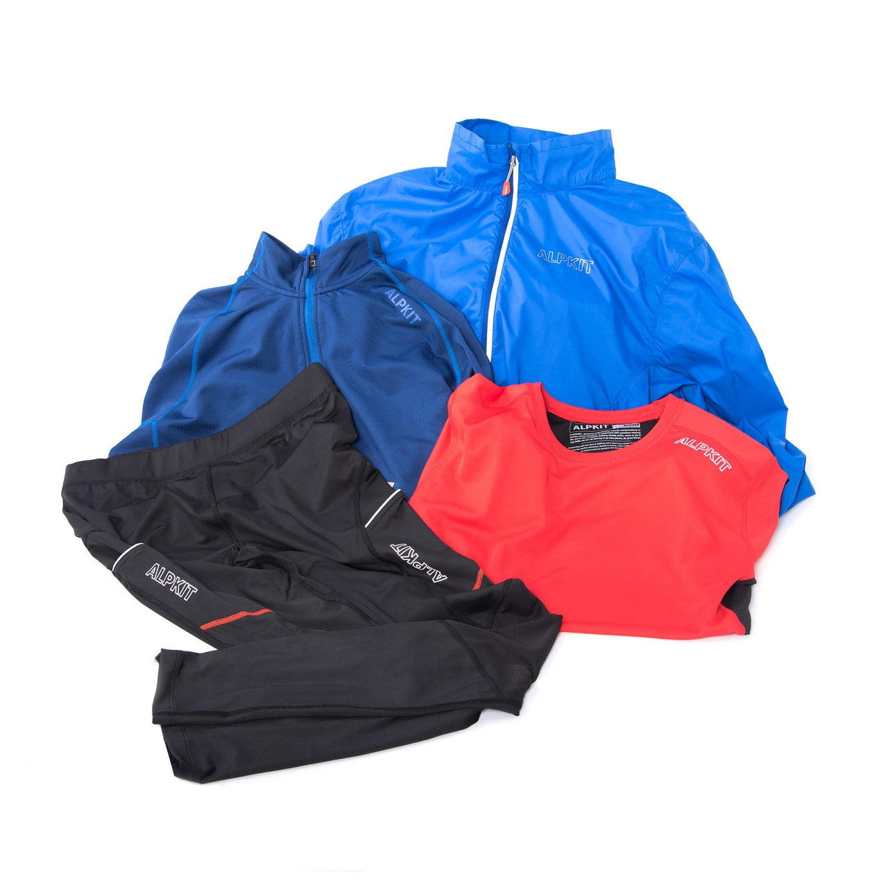 Fast and Light Trail Clothing Pack [Mens]
