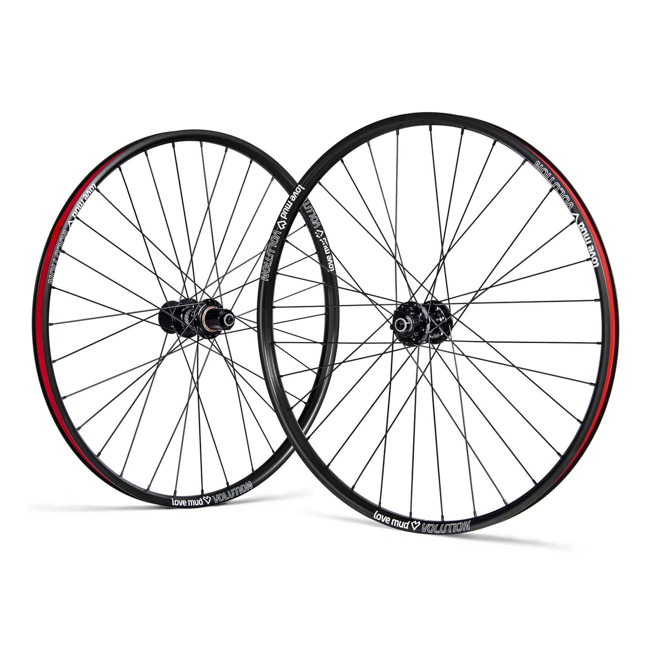Love Mud Volution Dynamo Wheelset