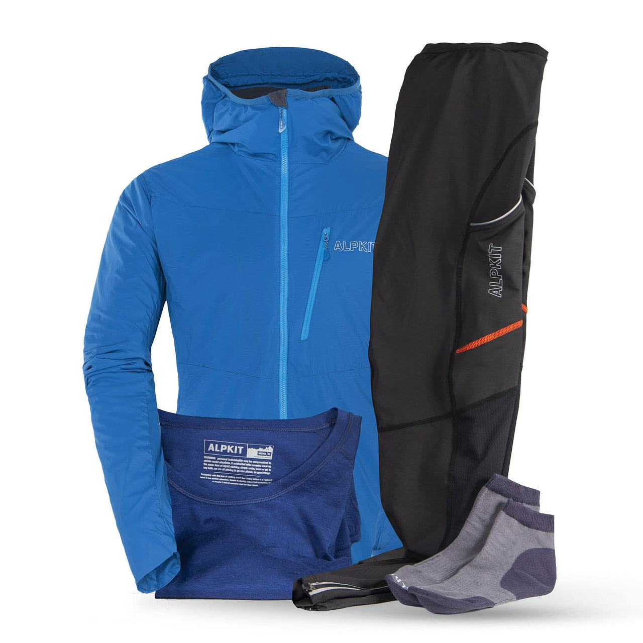 Insulated Running Combo Bundle [Mens]