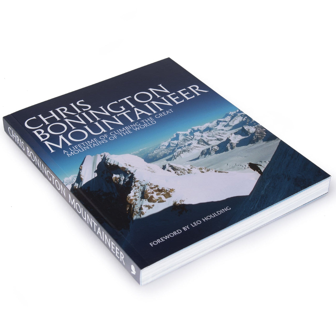 Chris Bonington Mountaineer