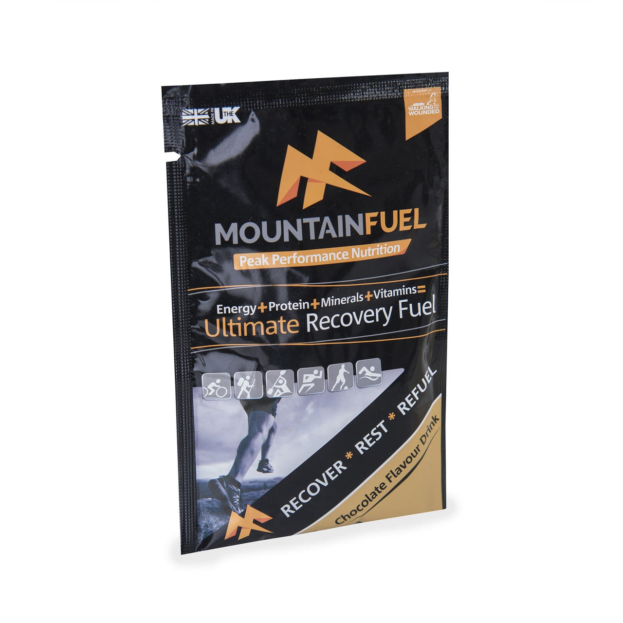 Mountain Fuel Ultimate Recovery Fuel