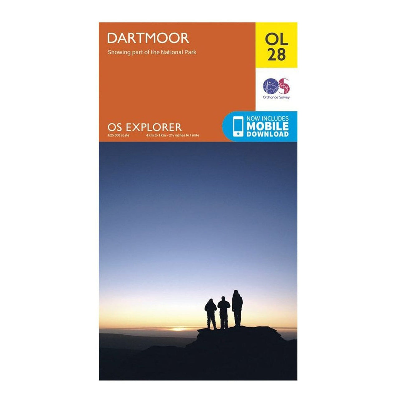 OS Explorer Maps: Dartmoor