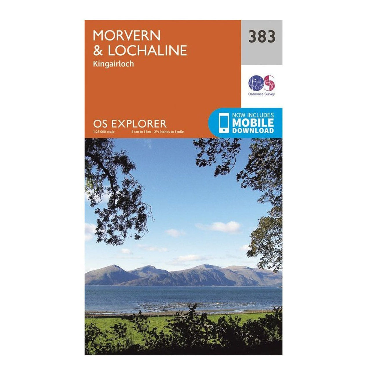 OS Explorer Maps: Morvern and Lochaline